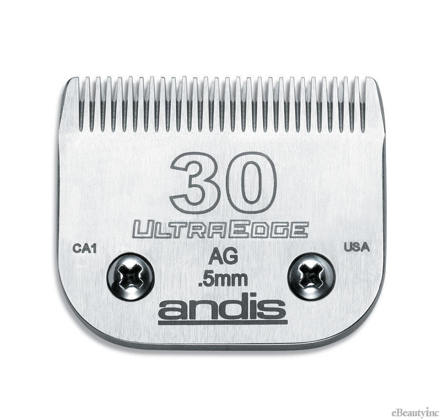 Image of Andis Ultra Edge Blade for Animal Clippers (30 #64075)