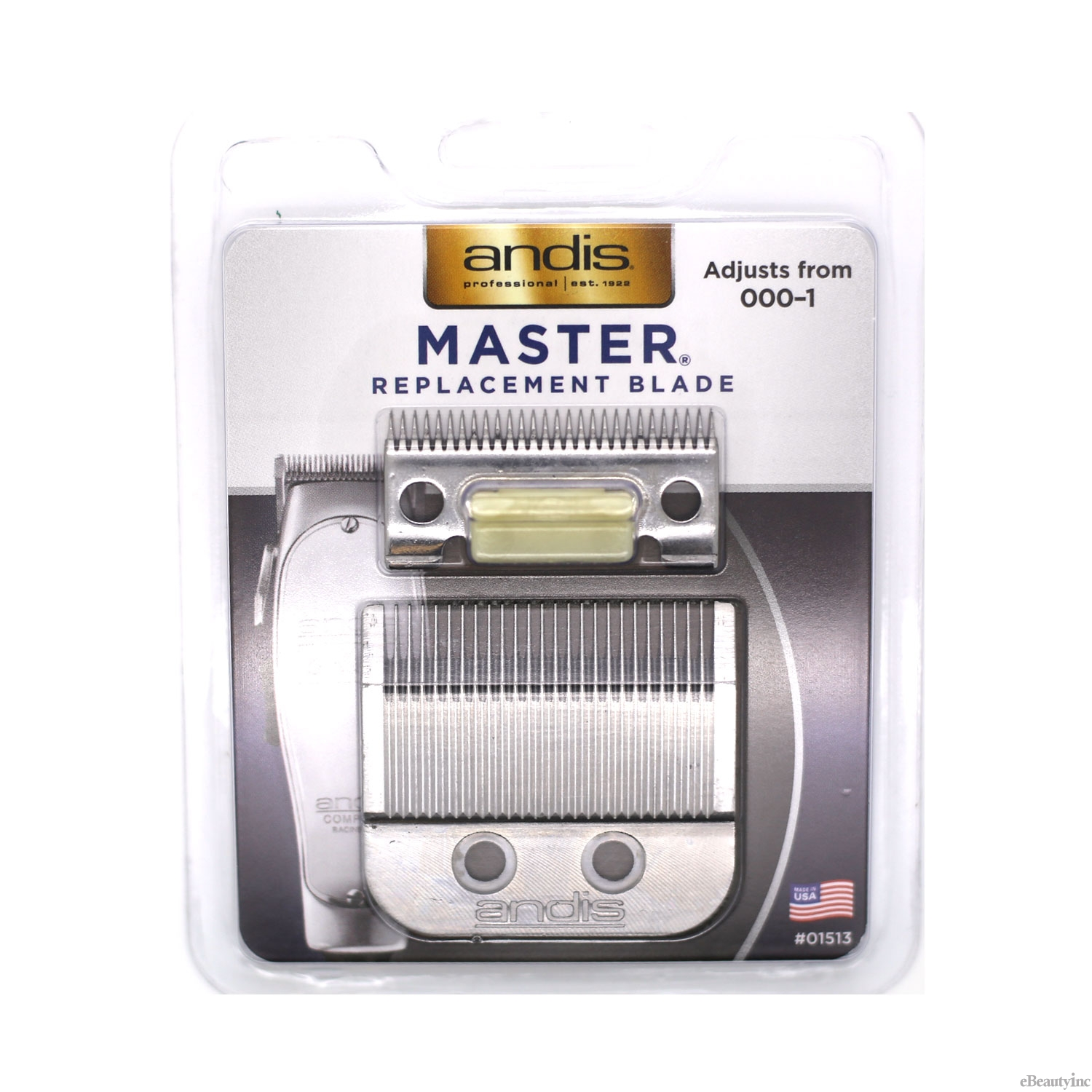 Image of Andis Master Clipper Replacement Blade #28 #01513