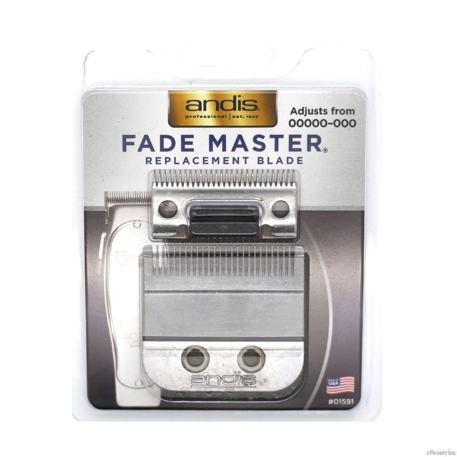 Image of Andis Fade Master Clipper Replacement Blade #01591