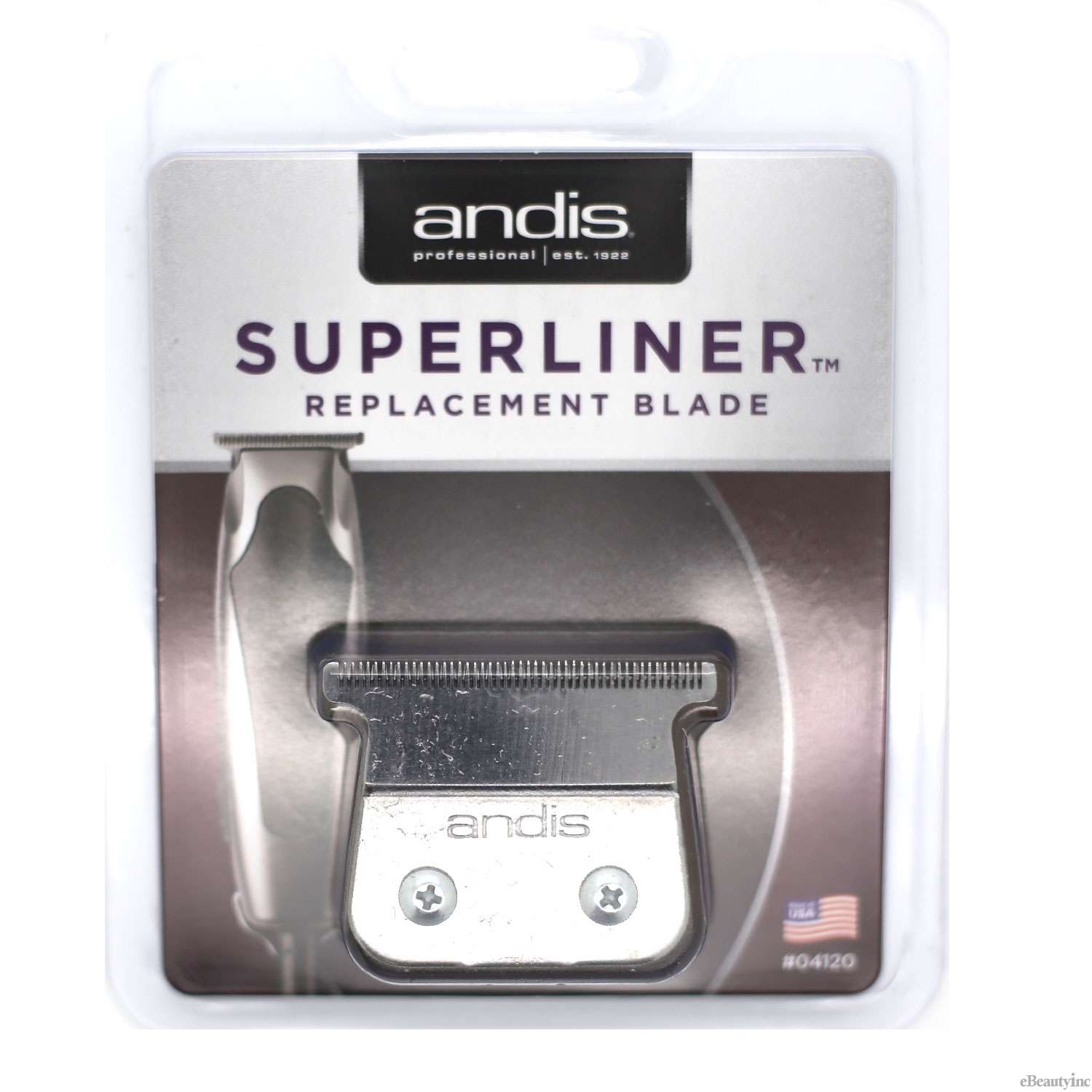 Image of Andis SuperLiner Trimmer Replacement T-Blade RT-1 #04120