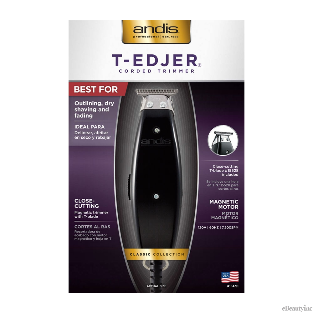 Image of Andis AEE T-Edjer Professional Hair Trimmer #15430