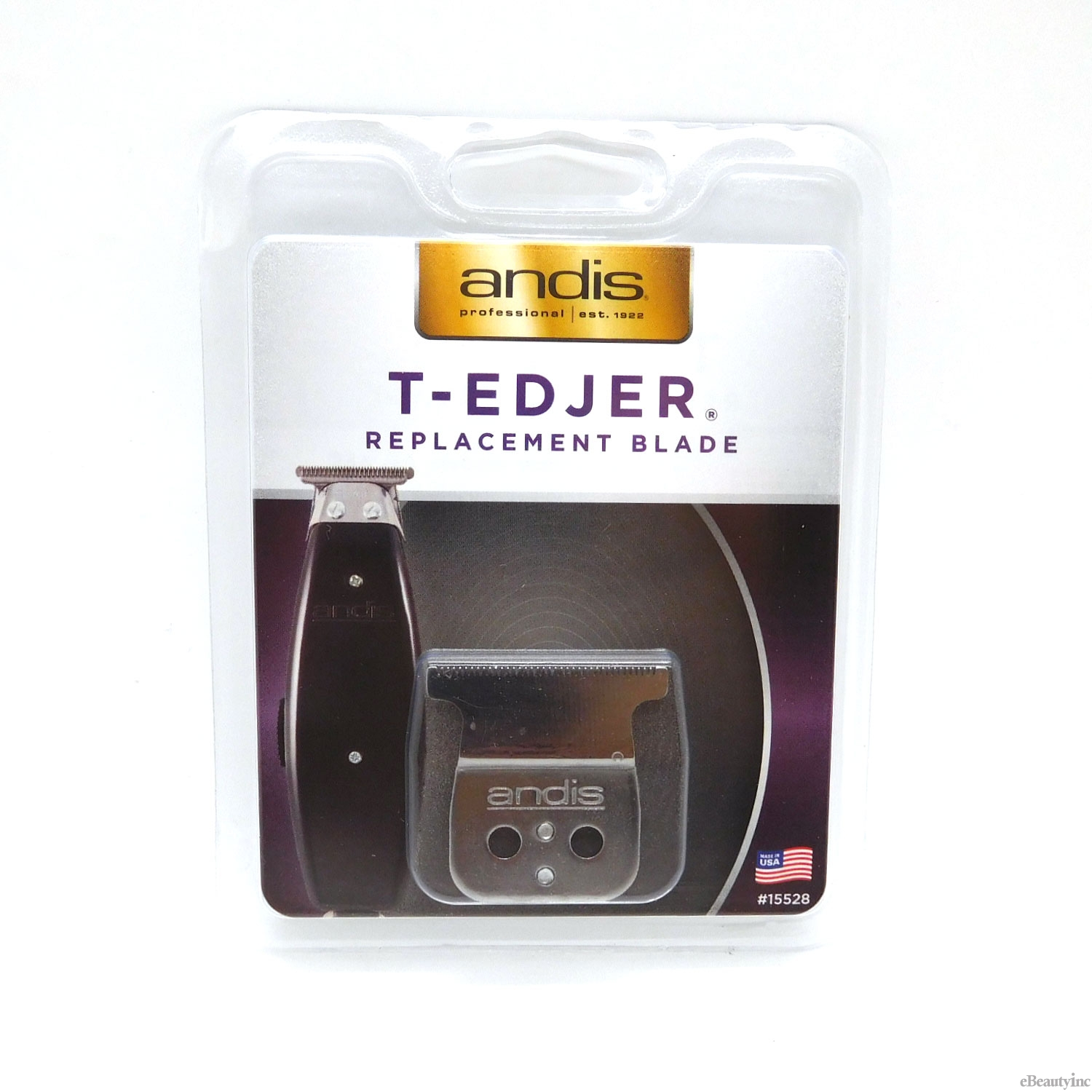 Image of Andis T-Edjer Trimmer Replacement Blade #15528