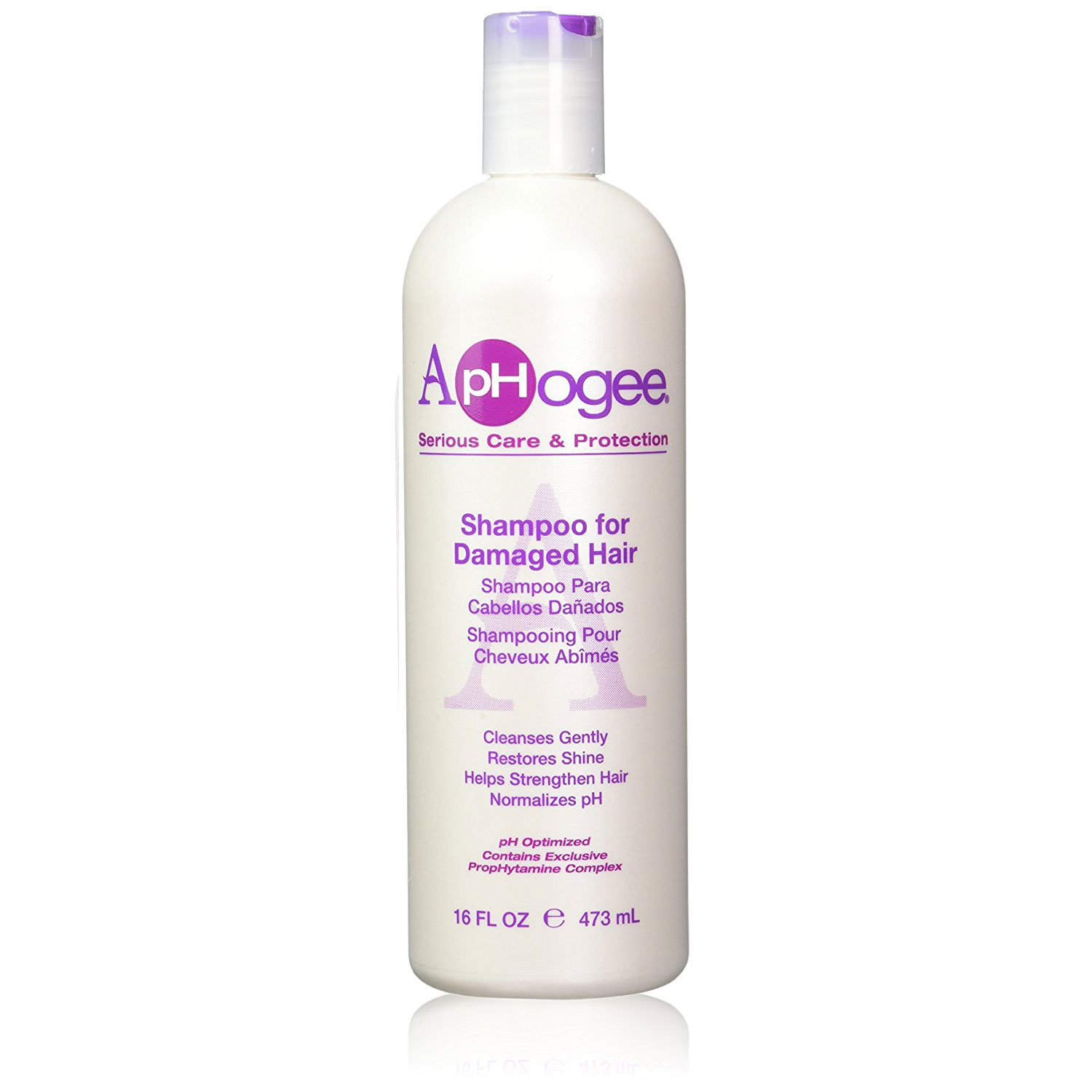 Image of Aphogee Shampoo For Damaged Hair - 16oz