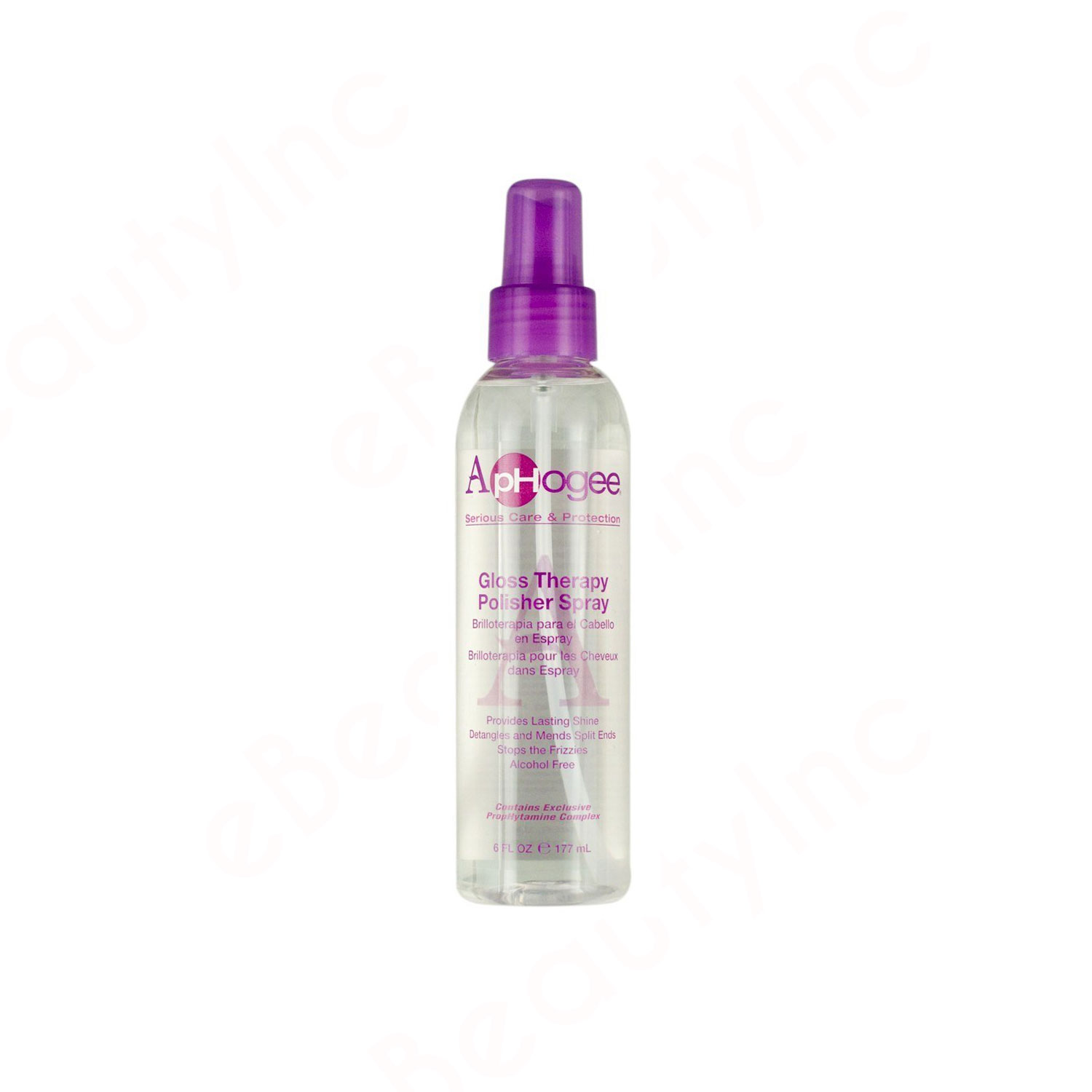 Image of Aphogee Gloss Therapy Polisher Spray - 6oz