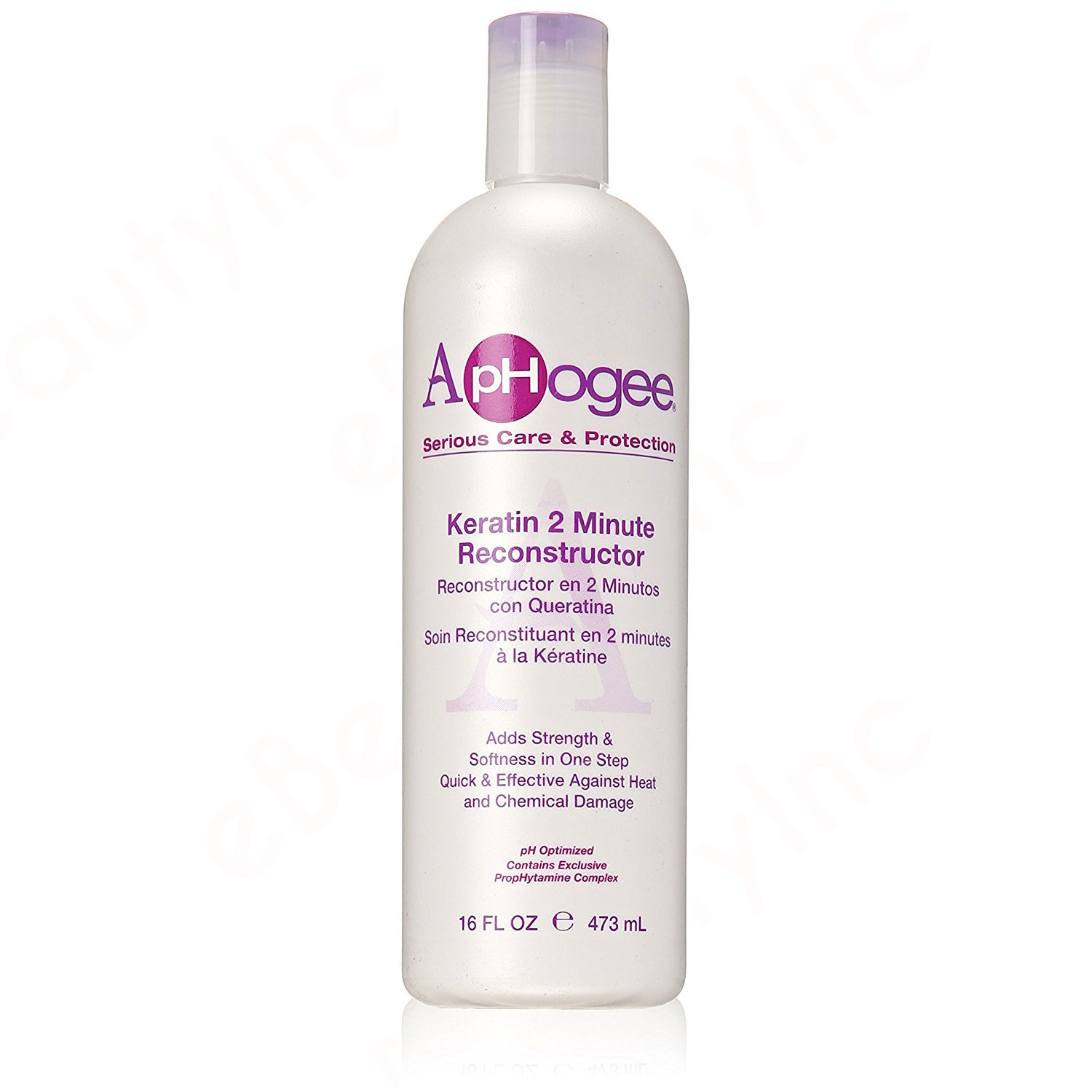 Image of Aphogee Keratin 2 Minute Reconstructor - 16oz