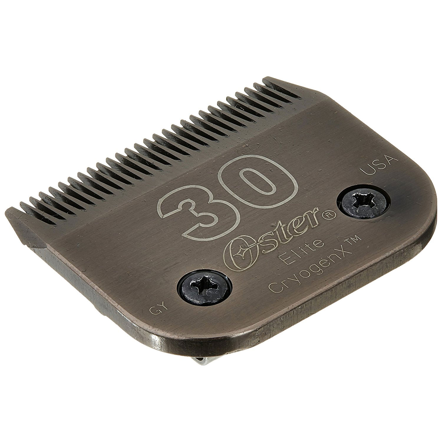 Image of Oster Elite CryogenX Professional Animal Clipper Blade #30 for A5 - 78919-556