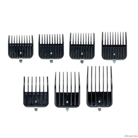 Andis Attachment Combs Guides for Bg Bgc Bgr+ Bgrc Bgcl MBG Clipper #21684