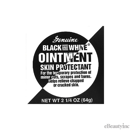 Image of Black & White Ointment 2.25oz