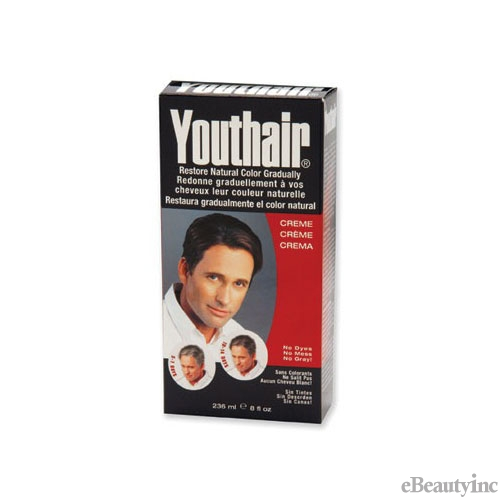 Image of Clubman Youthair Creme - 8oz