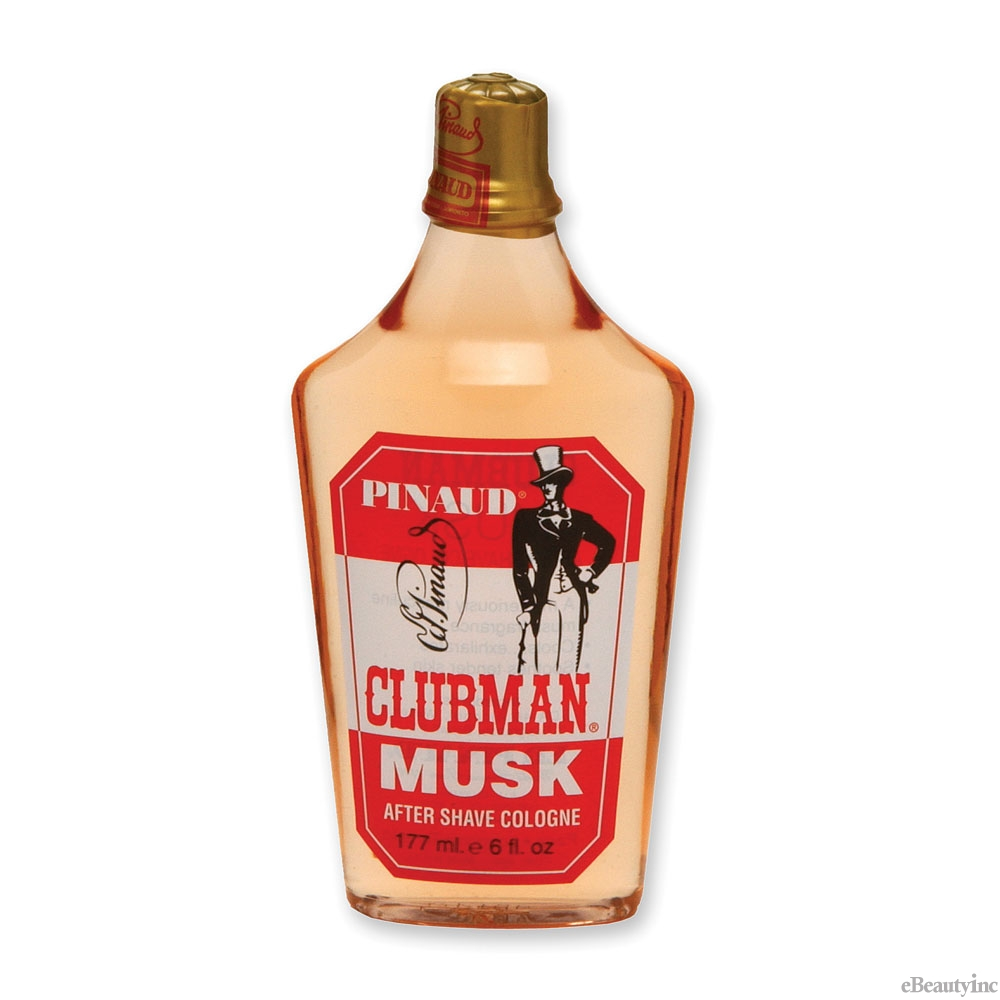 Image of Clubman Musk After Shave Cologne - 6oz