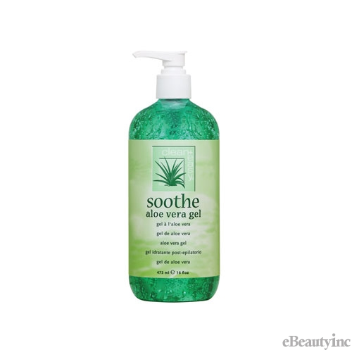 Image of Clean + Easy Soothing Aloe Vera Gel - 16oz
