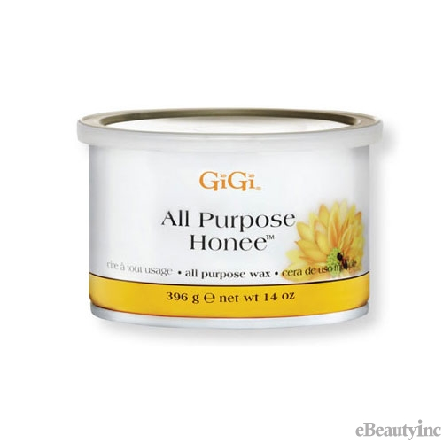 Image of GiGi All Purpose Honee Wax for Full body hair removal - 14oz