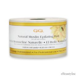 GiGi Natural Muslin Roll 3.25 X 40yd