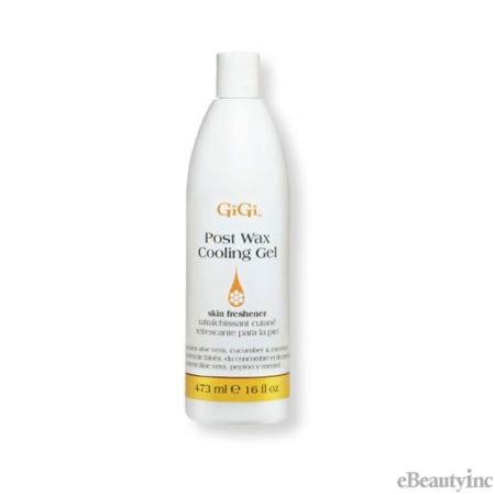 GiGi After Wax Cooling Gel - 8oz