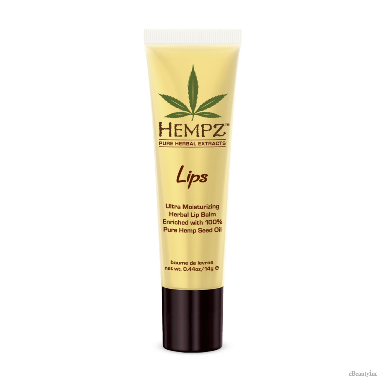 Hempz Ultra Moisturizing Herbal Lip Balm - 0.5oz