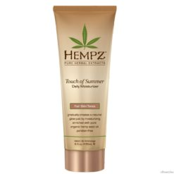 Hempz Touch of Summer for Fair Skin Tones Organic Hemp Seed Oil - 8oz
