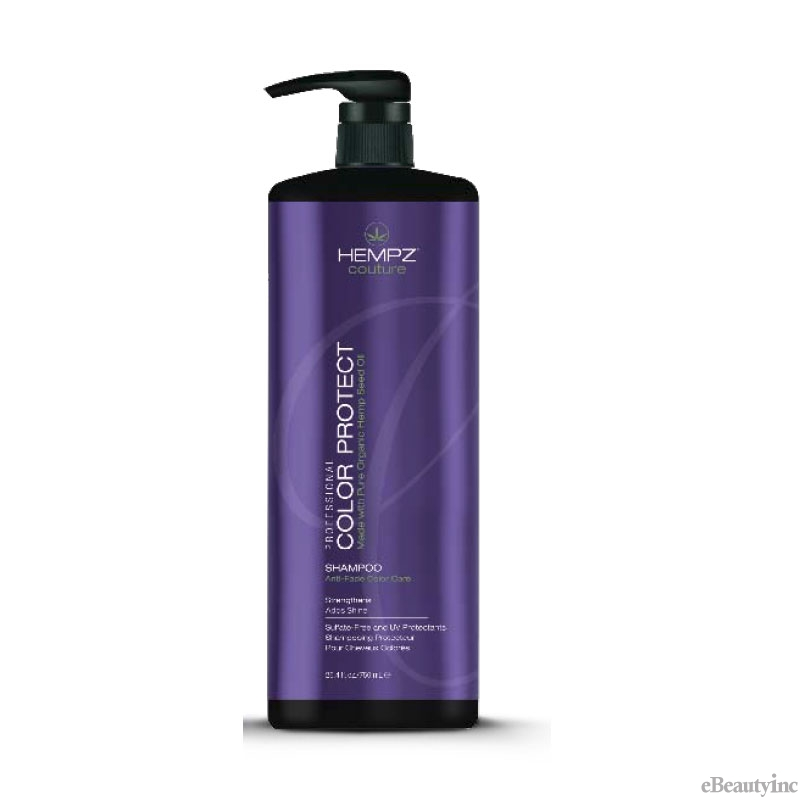 Image of Hempz Couture Color Protect Shampoo - 25.4oz