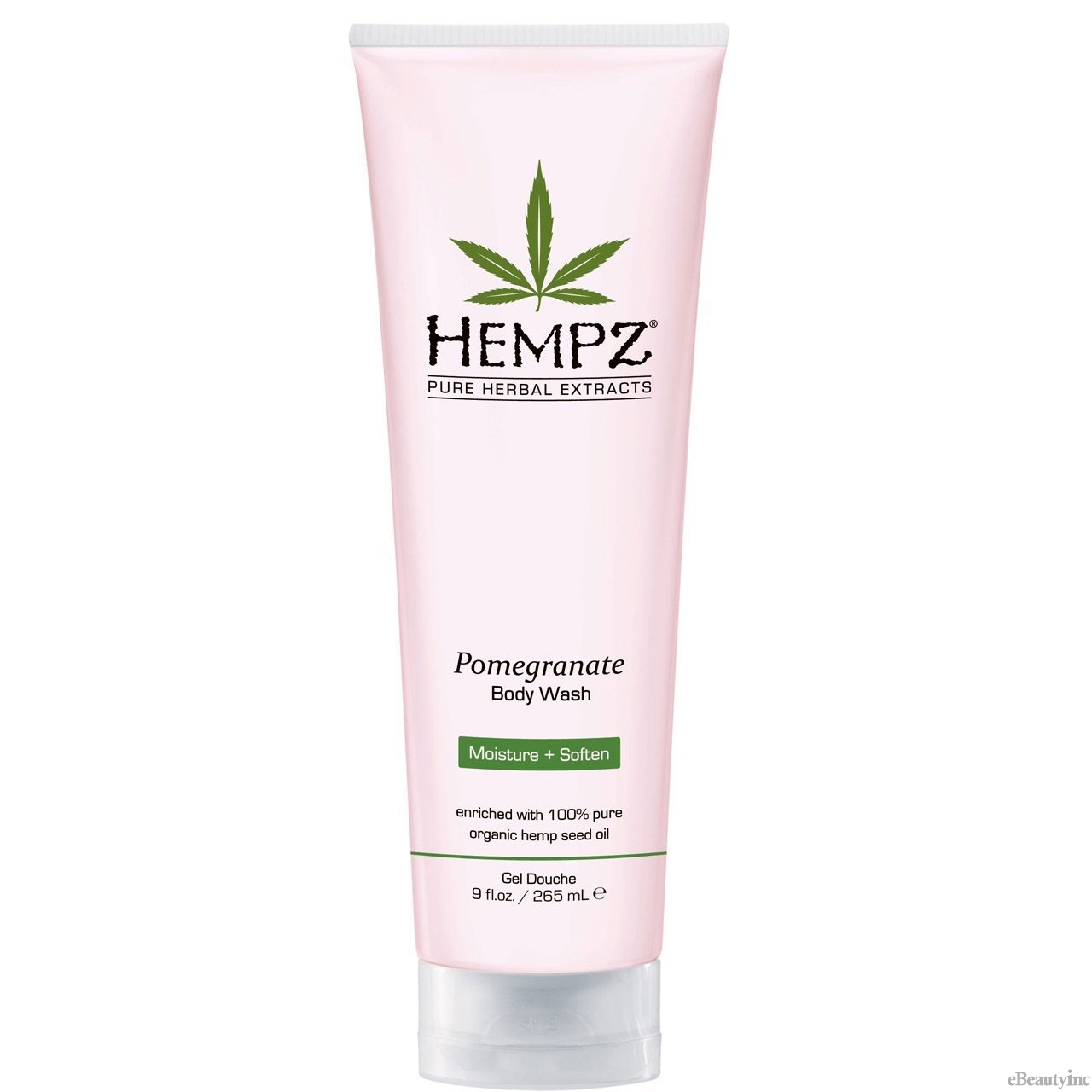 Hempz Pomegranate Herbal Body Wash - 9oz
