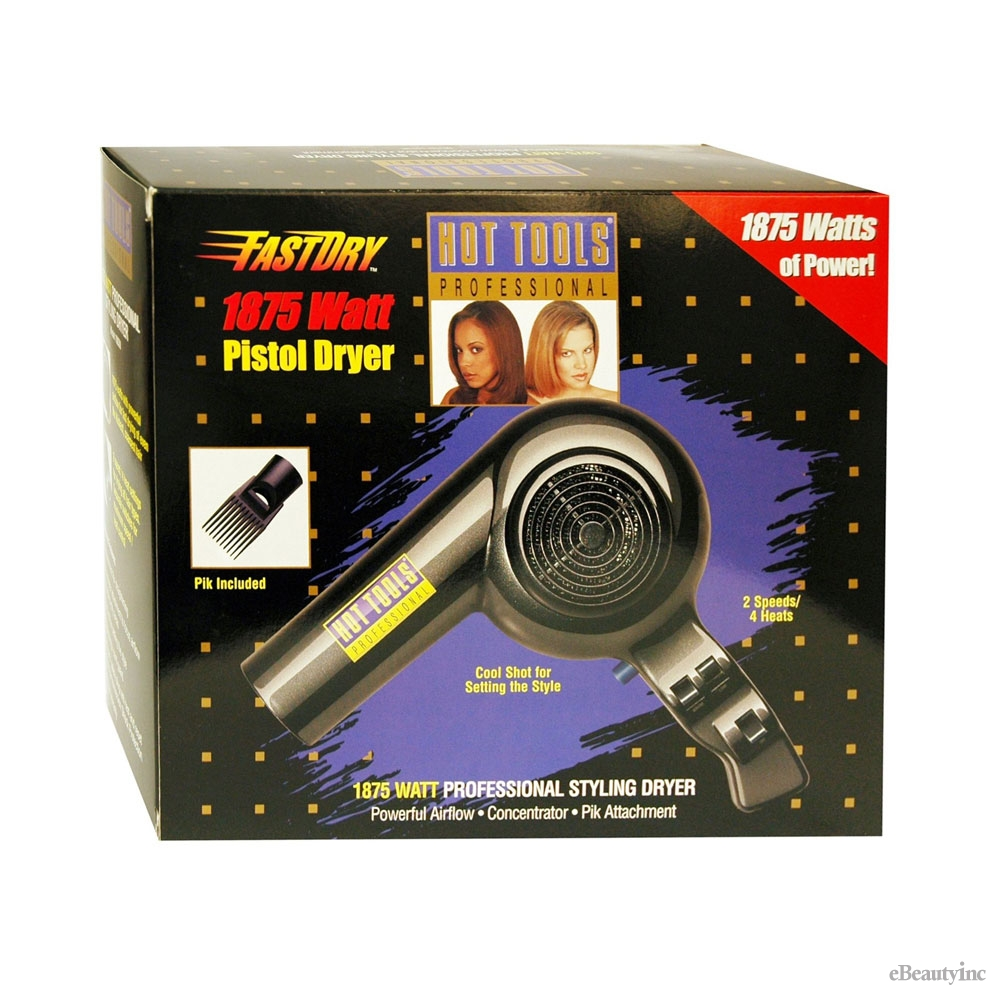 Image of Hot Tools Professional 1875 Watt Styling Dryer Model # 1083