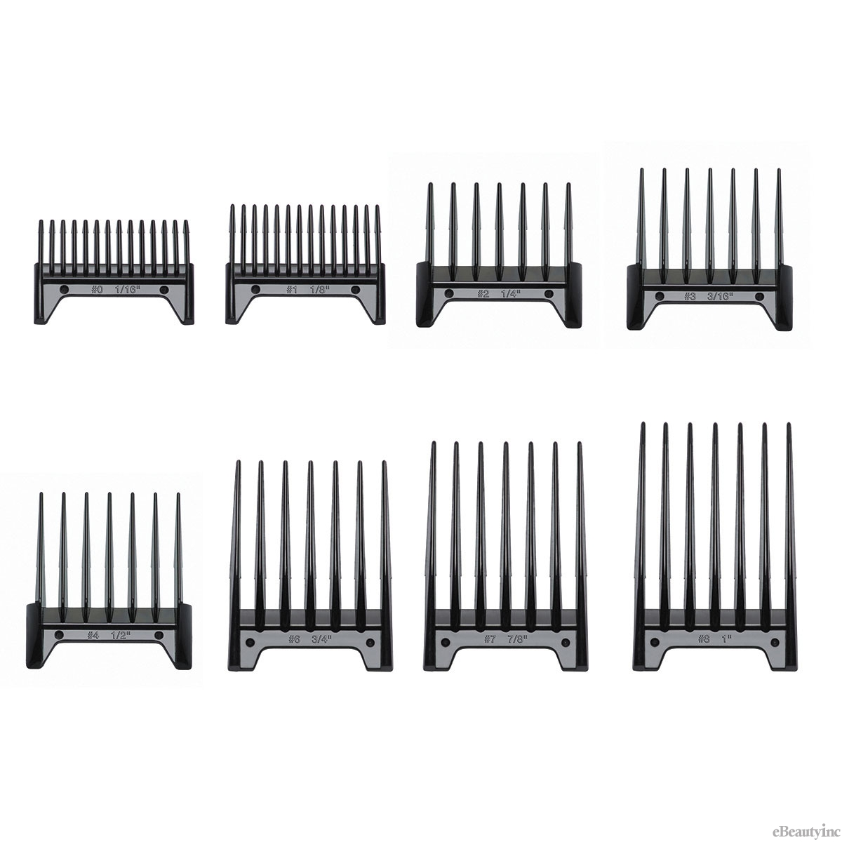 Image of Oster Attachment Combs For Fast Feed Clipper #76926-800