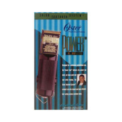Oster Power Line Universal Motor Clipper with Golden #00000 Blade