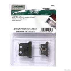 Wahl 2-Hole T-Shaped Replacement Blade for Detailer Razor AC Hero Trimmer #1062-600