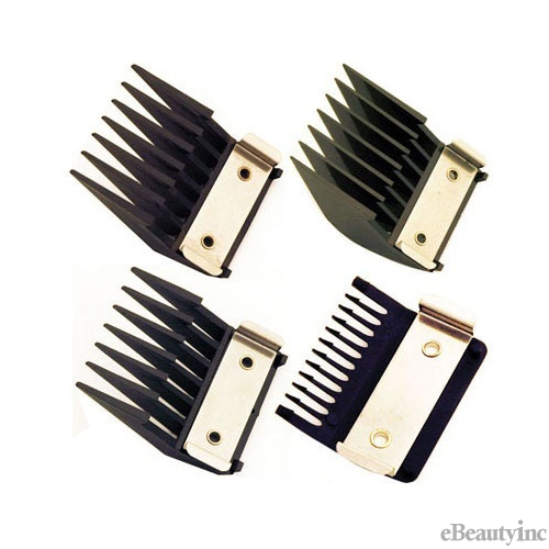 Wahl Metal Clip Attachment Combs Guide Set for Senior Clipper #3061
