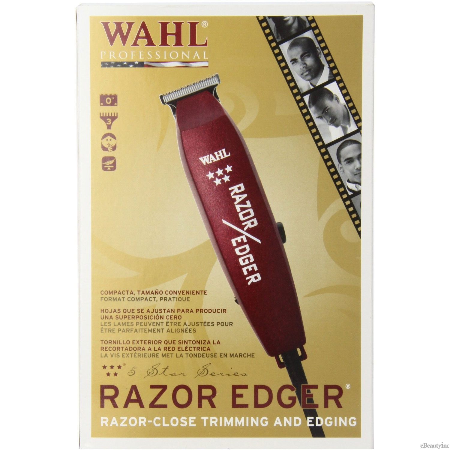 Image of Wahl 5-Star Razor Edger Hair Trimmer #8051