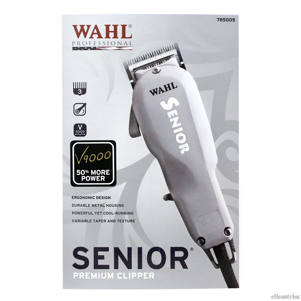 Wahl Senior Professional Hair Clipper #8500 - Wahl Clippers