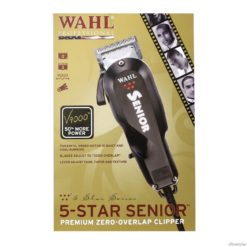 Wahl 5-Star Senior Fade & Texture Hair Clipper #8545