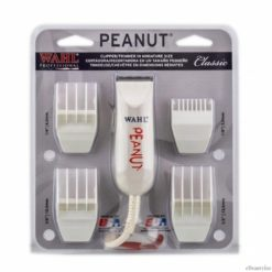 Wahl Peanut Shape White Hair Clipper / Trimmer #8655