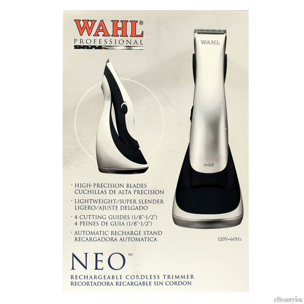 Image of Wahl Neo Rechargeable Cordless Trimmer #8933