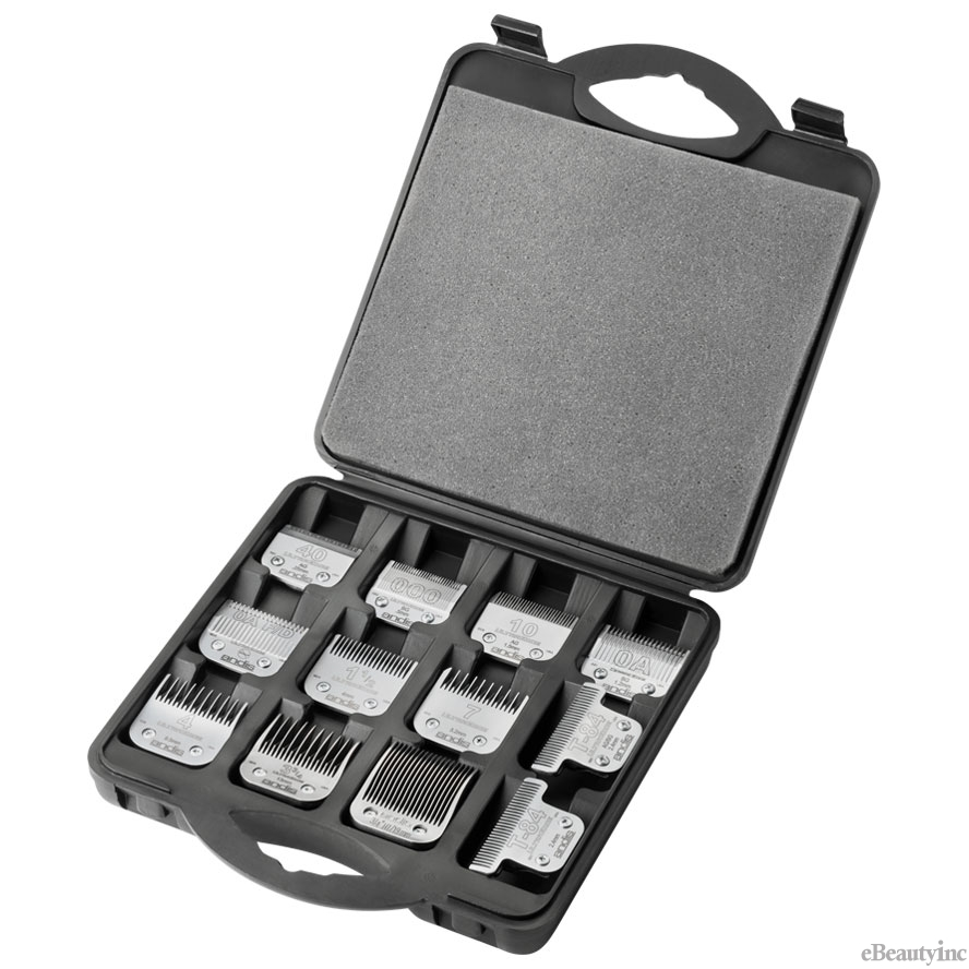Image of Andis Detachable Blades Carrying Case, Storage #12370
