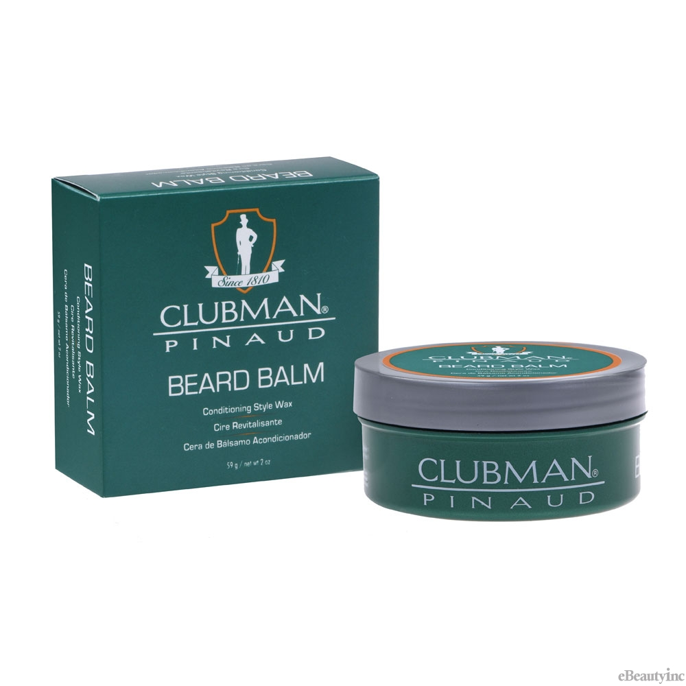 Image of Clubman Pinaud Beard Balm - 2oz