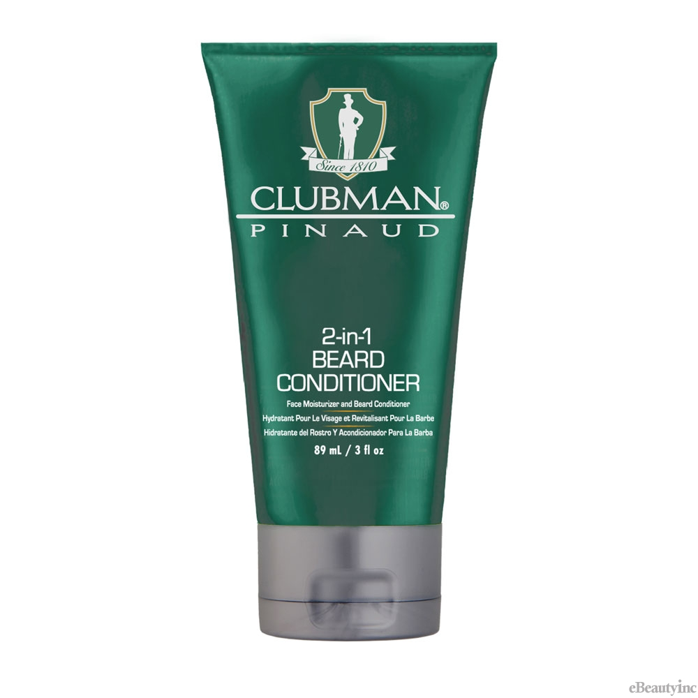 Image of Clubman Pinaud 2-in-1 Beard Conditioner - 3oz