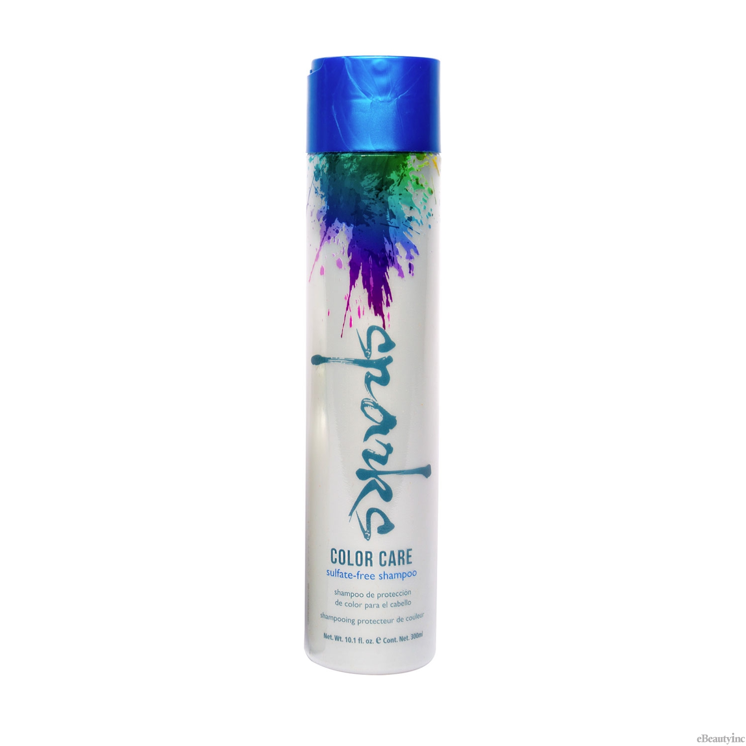 Image of Sparks Color Care Sulfate-free Hair Shampoo - 10.1oz