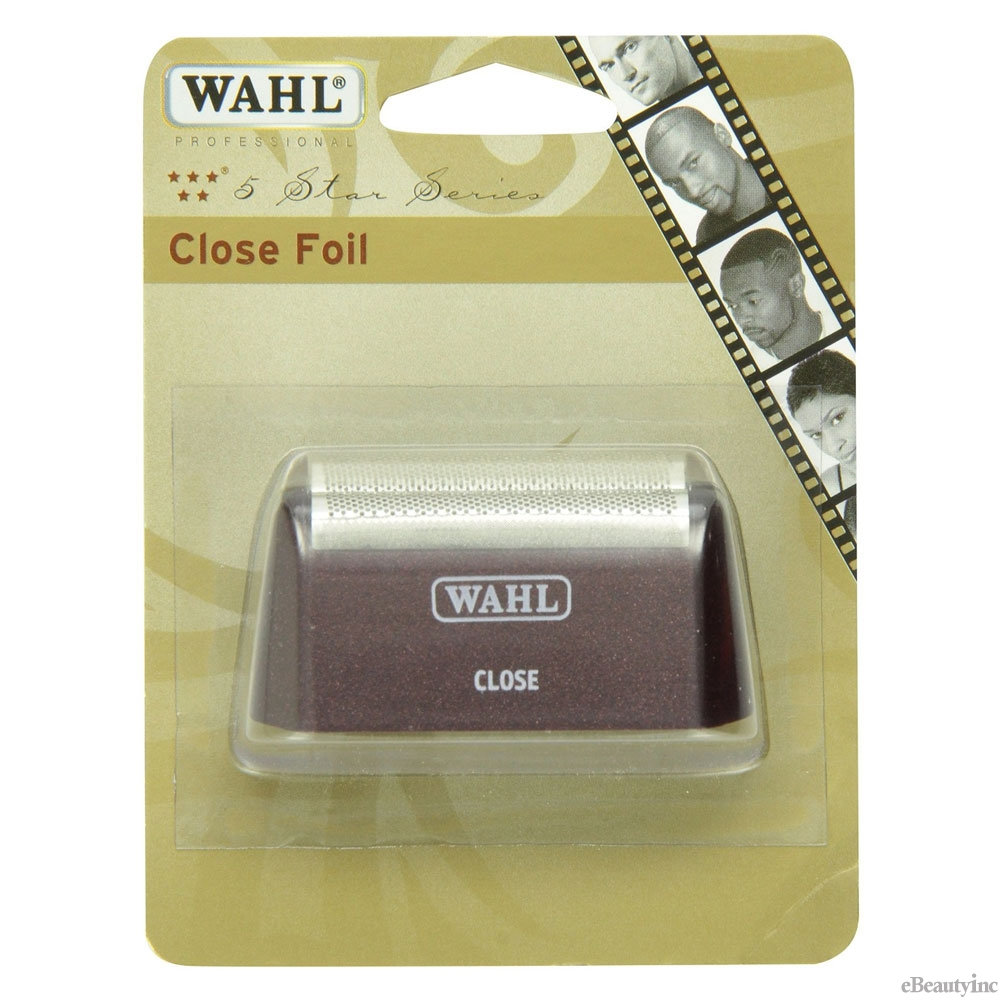 Image of Wahl 5-Star Shaver Replacement Foil Head / Cutter Bar (Foil Head: #7031-300)