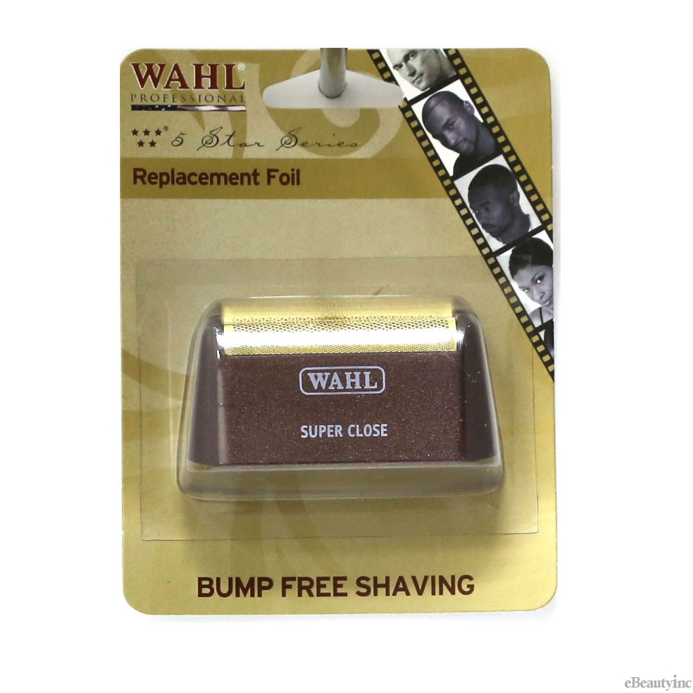 Image of Wahl 5-Star Shaver Replacement Foil Head / Cutter Bar (Foil Head: #7031-200)