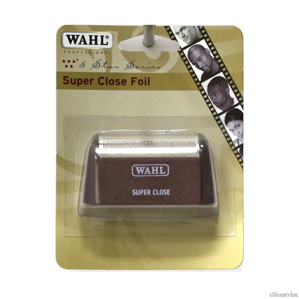 Image of Wahl 5-Star Shaver Replacement Foil Head / Cutter Bar (Foil Head: #7031-400)