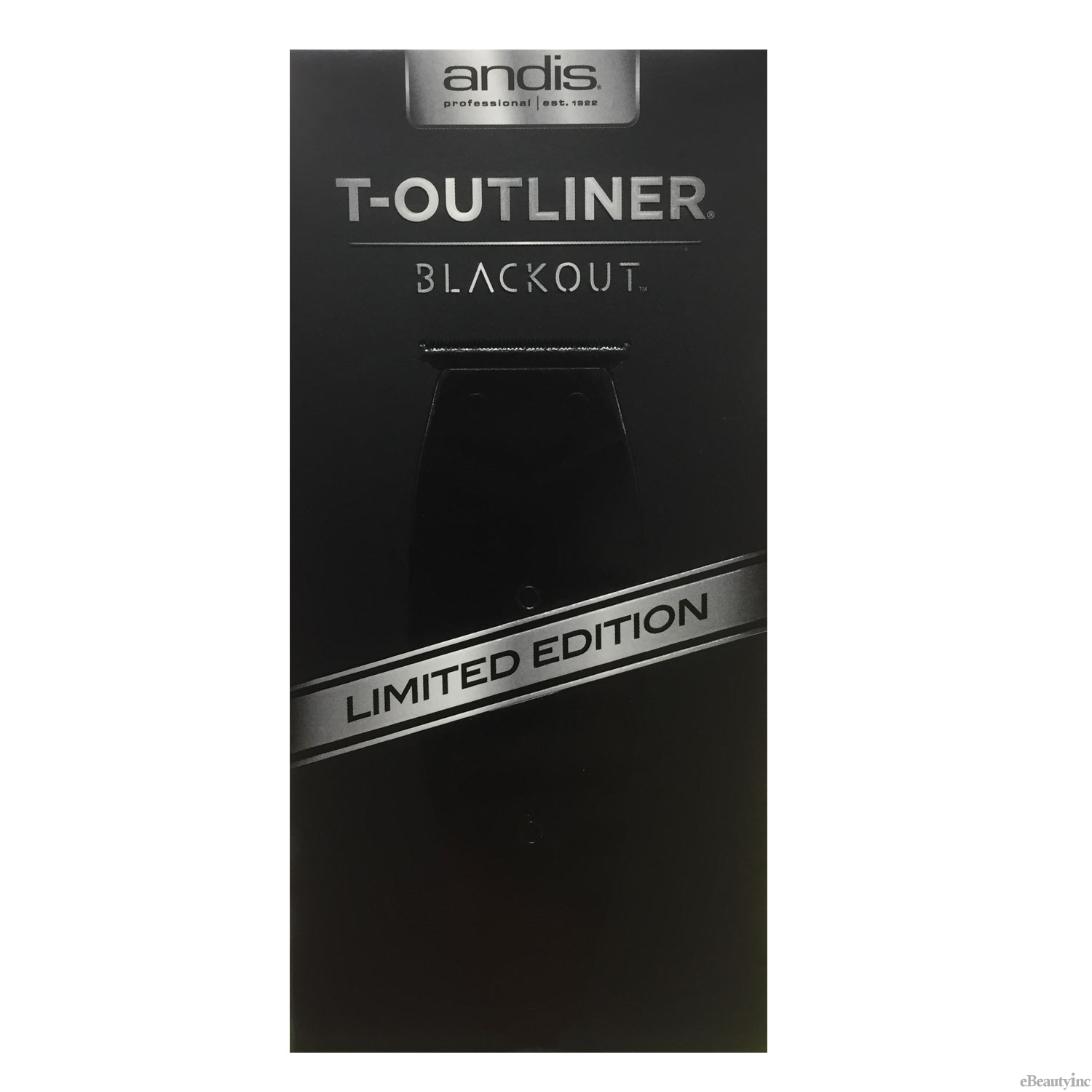 Image of Andis T-Outliner Blackout Limited Edition Trimmer #05110