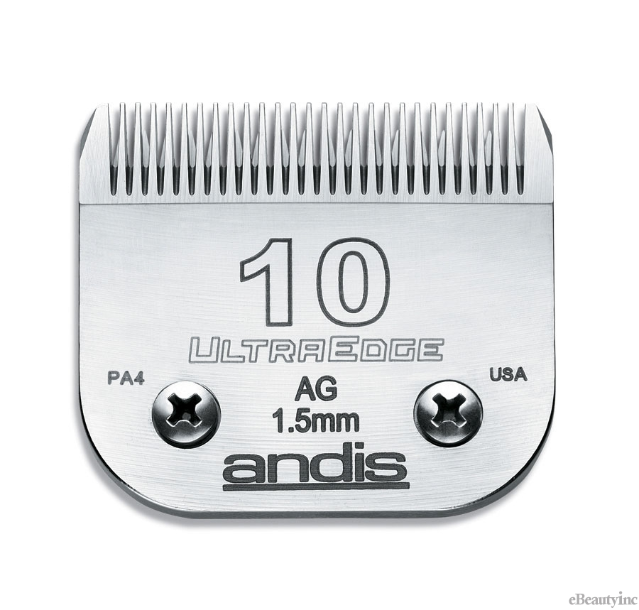 Image of Andis UltraEdge Detachable Clipper Blade #10 Fit Oster 76 A5 - 64071