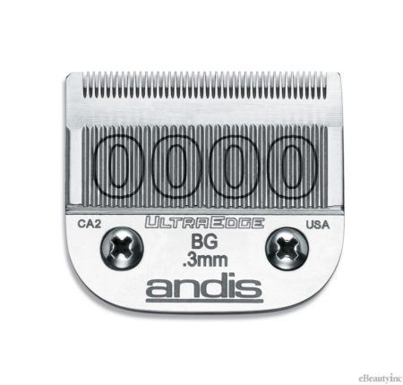 Andis UltraEdge Detachable Clipper Blade #0000 Fit Oster 76 A5 - 64074