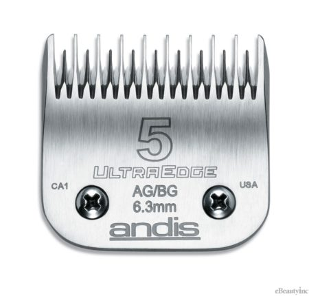 Andis UltraEdge Detachable Clipper Blade #5 Fit Oster 76 A5 - 64079