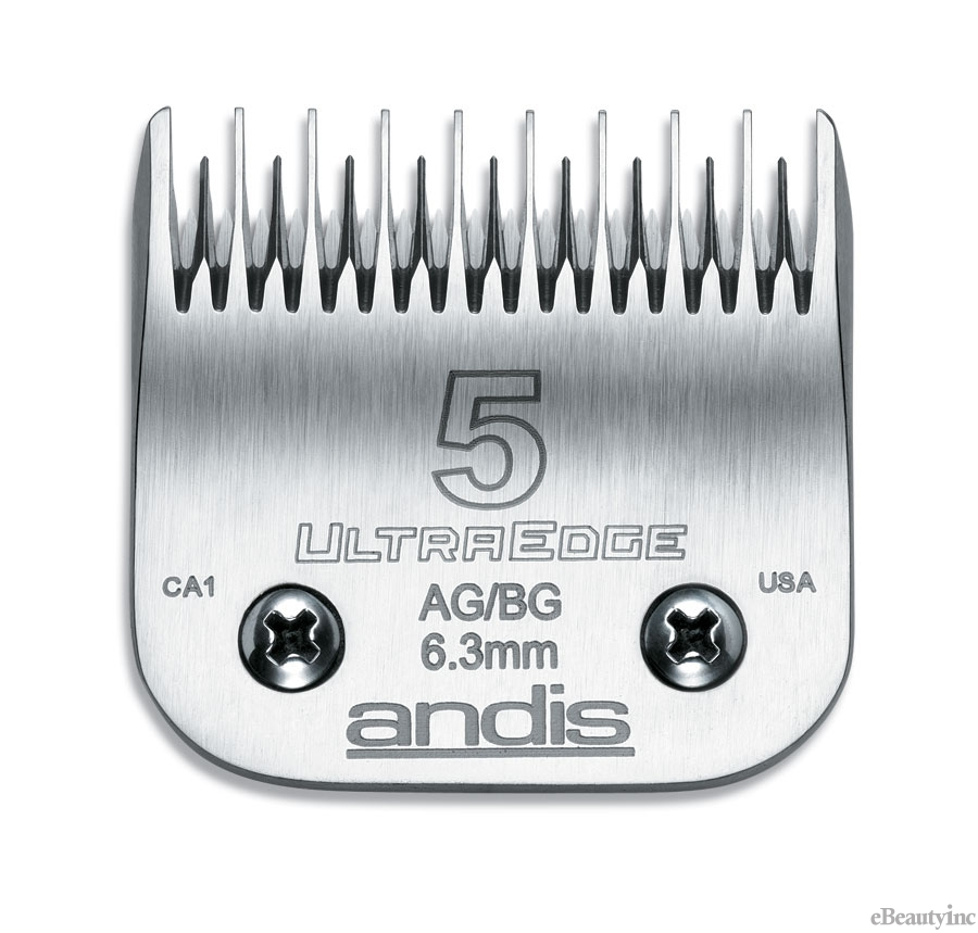 Image of Andis UltraEdge Detachable Clipper Blade #5 Fit Oster 76 A5 - 64079