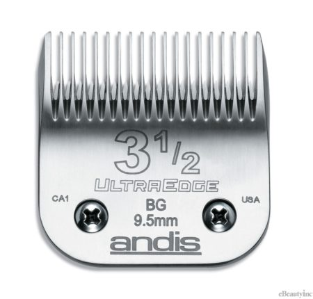 Andis UltraEdge Detachable Clipper Blade #3-1/2 Fit Oster 76 A5 - 64089