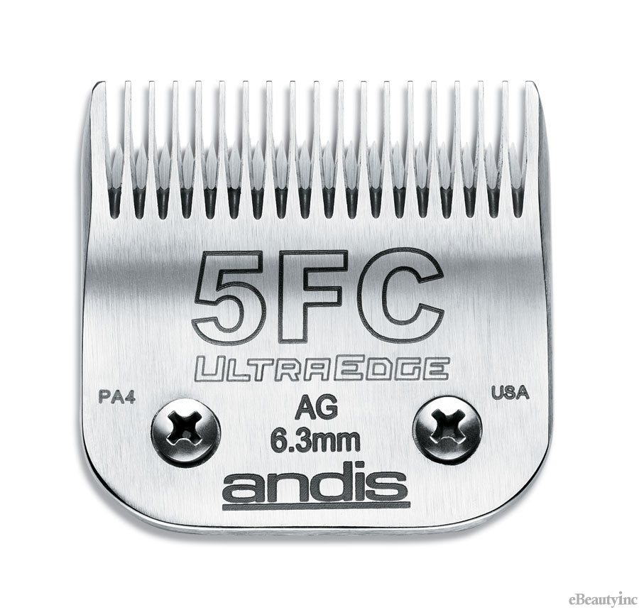Image of Andis UltraEdge Clipper Blade #5FC Fit Oster 76 A5 - 64122