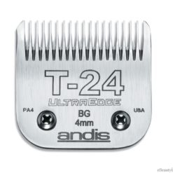 Andis UltraEdge Detachable Clipper Blade #T- 24 Fit Oster 76 A5 - 64150