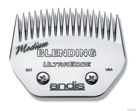 Andis UltraEdge Detachable Clipper Blade #Medium Blending Fit Oster 76 A5 - 64330