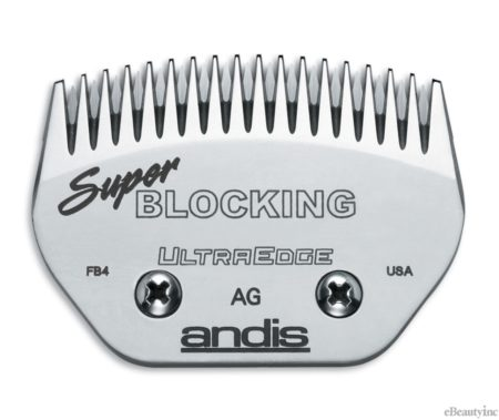 Andis Ultra Edge Clipper Blade #Super Blocking Fit Oster 76 A5 - 64340