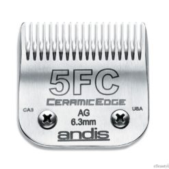 Andis Ceramic Edge Clipper Blade #5FC Fit Oster 76 A5 - 64370